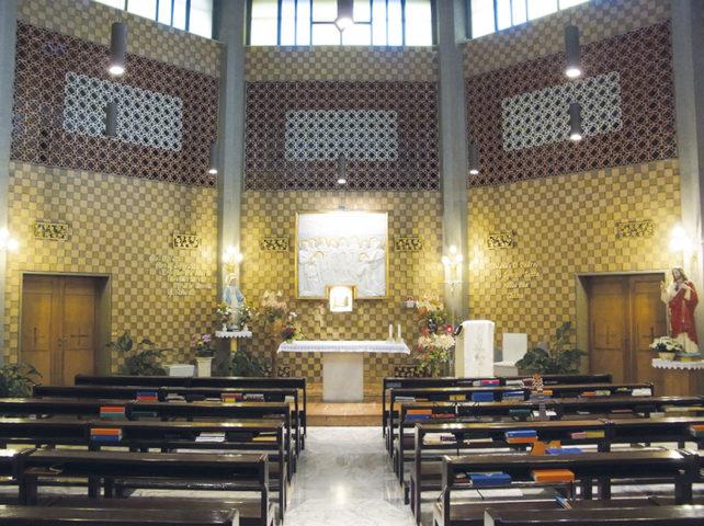 cappella casa per ferie roma residenza spirito santo