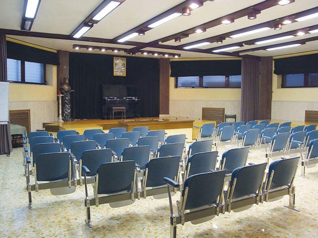 conference room casa per ferie roma residenza spirito santo